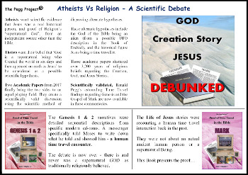 God, Creation & Jesus DEBUNKED