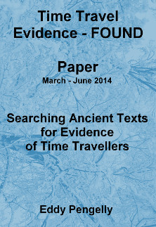 2014 Time Travellers in Ancient Texts Paper