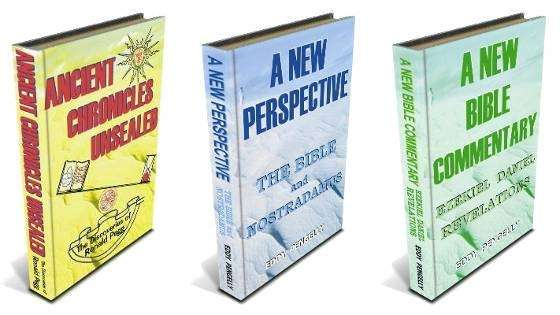 Ancient Chronicles Unsealed, A New Perspective, A New Bible Commentary